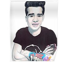 Brendon Urieee Poster