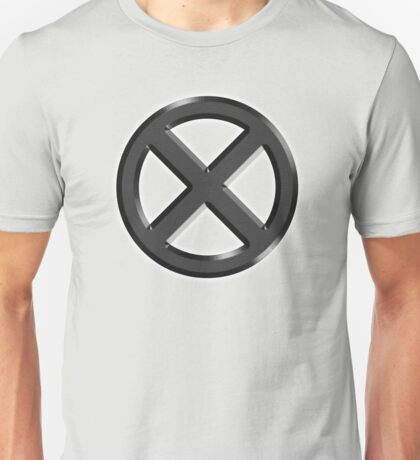 X-men Logo Crest Unisex T-Shirt