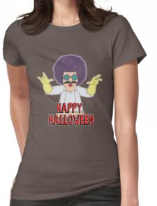 Scary bob Womens Fitted T-Shirt