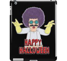 Scary bob iPad Case/Skin