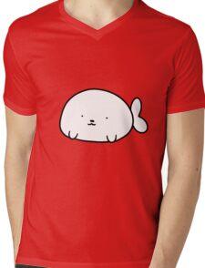 Baby Harp Seal Blob Mens V-Neck T-Shirt