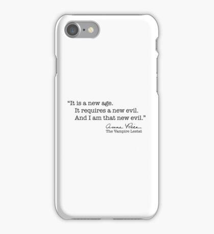 New Evil iPhone Case/Skin