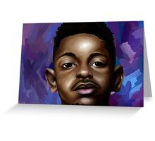 Kendrick 2  Greeting Card