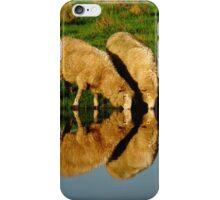 Sheep Illusions iPhone Case/Skin