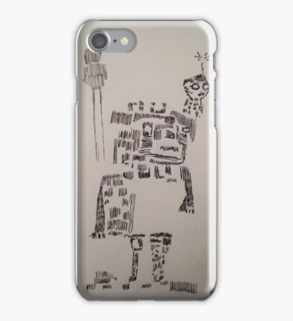 Ohne Titel iPhone Case/Skin