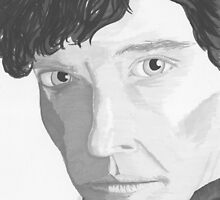 The Name's Sherlock Holmes by Hannah  Mills