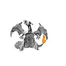 Charizard Anatomy by Sean Burgess