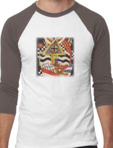 Hartley - Portrait of a German Officer Men's Baseball ¾ T-Shirt