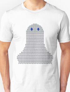 Blue-eyed Boo Unisex T-Shirt