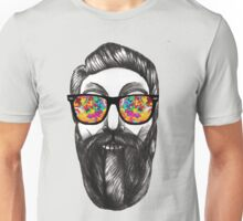 Indie Beardsman Unisex T-Shirt