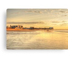 The Gold Rush..... Canvas Print