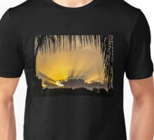 Sun Out Through The Cloud Unisex T-Shirt