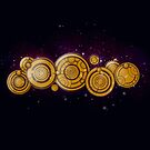 Gallifreyan Steampunk by violinsane