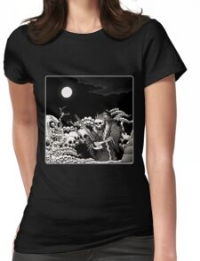 The Dead of Winter Womens Fitted T-Shirt