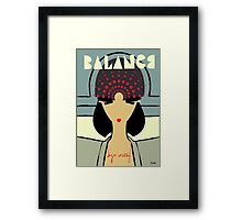 The Horoscope Series - Libra Framed Print