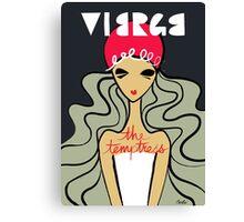 The Horoscope Series - Virgo Canvas Print
