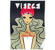The Horoscope Series - Virgo Poster
