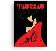 The Horoscope Series - Taurus Canvas Print