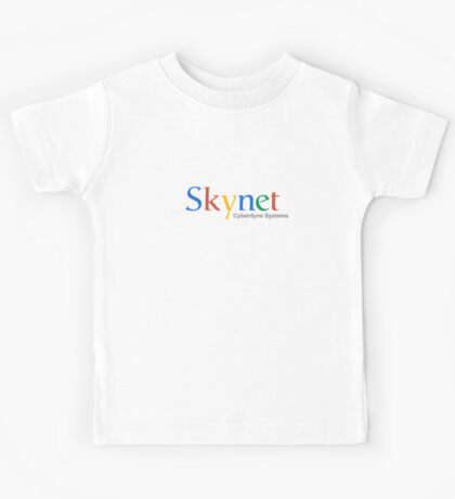 Skynet - Cyberdyne Systems Kids Clothes