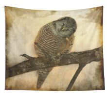 Whispered in the sounds of silence Wall Tapestry