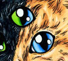 Chimera Cat Sticker