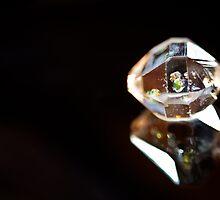 Herkimer Diamond by ilikepetedotcom