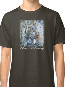 Delaunay - Eiffel Tower Classic T-Shirt