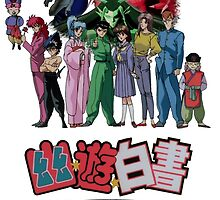 yu yu hakusho and The Three Kings by Phoenix772