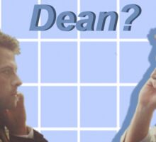 Where's your hunger, Dean? Sticker