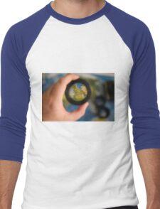View the World Men's Baseball ¾ T-Shirt
