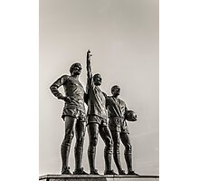 Manchester United Legends Photographic Print