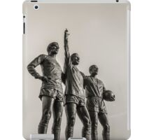 Manchester United Legends iPad Case/Skin