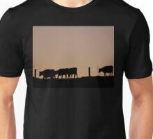 Sunrise Cows - NZ Unisex T-Shirt