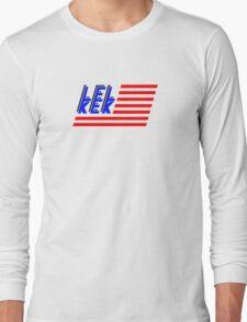 Lel Kek Long Sleeve T-Shirt