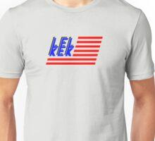 Lel Kek Unisex T-Shirt