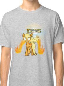 Applejack to the Future Classic T-Shirt