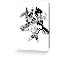 duel master Greeting Card