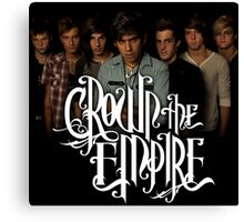 Crown the Empire Fan Gifts & Merchandise Canvas Print