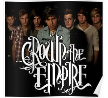 Crown the Empire Fan Gifts & Merchandise Poster