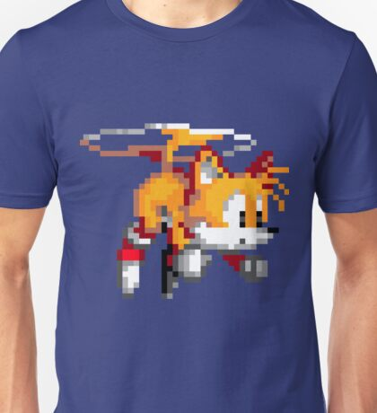 Flying Tails Sprite Unisex T-Shirt