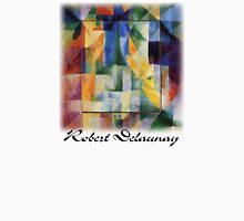Delaunay - Simultaneous Windows on the City Unisex T-Shirt