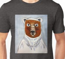 The Age of the Pizzly (or Grolar Bear) Unisex T-Shirt