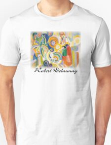 Delaunay - The Great Portuguese T-Shirt