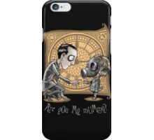 Dr.Who - Are You My Mummy ? iPhone Case/Skin