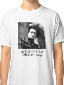 EDWARD SCISSORHANDS Classic T-Shirt
