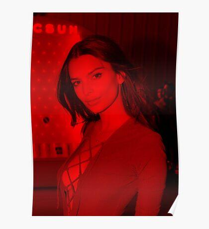 Emily Ratajkowski - Celebrity Poster