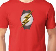 The Flash Ezra Miller Lightning Unisex T-Shirt