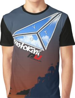 YGT Hero v1.0 - Santorini Edition (LIMITED TIME ONLY) *Free shipping* Graphic T-Shirt