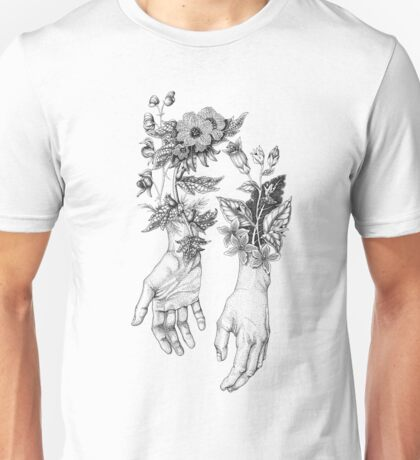 Witch's Herbs  Unisex T-Shirt