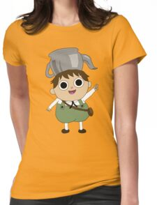 Over the Garden Wall Greg Womens Fitted T-Shirt